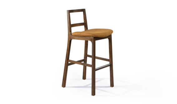 Evia | classic counter chair